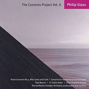 Image for 'Piano Concerto No. 2, After Lewis and Clark: The Vision'