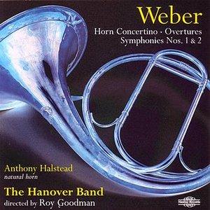 Image for 'Weber: Horn Concertino, Overtures, Symphonies Nos. 1 & 2'