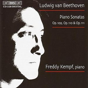 Image for 'BEETHOVEN: Piano Sonatas Nos. 30-32'