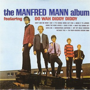 Image for 'The Manfred Mann Album'