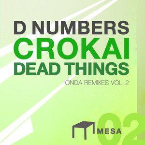 Image for 'Onda Remixes Vol. 2 - Crokai, Dead Things'