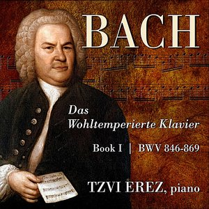 Image for 'Bach: The Well-Tempered Clavier, Book I, BWV 846-869'