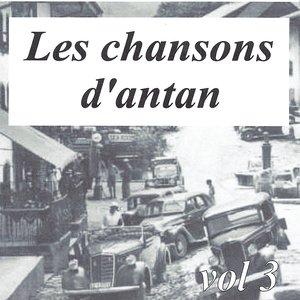 Image for 'Les chansons d'antan, vol. 3'