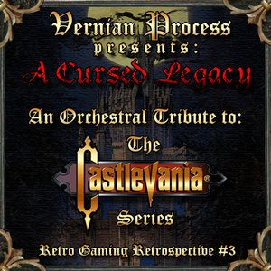 Imagen de 'A Cursed Legacy (An Orchestral tribute to the music of Castlevania)'