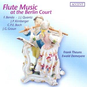 Image for 'Benda, F.: Flute Sonata in E Minor / Bach, C.P.E.: Flute Sonata, Wq. 128, H. 555 / Kirnberger, J.P.: Flute Sonata in G Major'