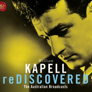 Image for 'Kapell reDiscovered'