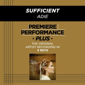 Image for 'Sufficient (Premiere Performance Plus Track)'