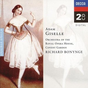 Image for 'Giselle (Orchestra of the Royal Opera House, Covent Garden feat. conductor: Richard Bonynge)'