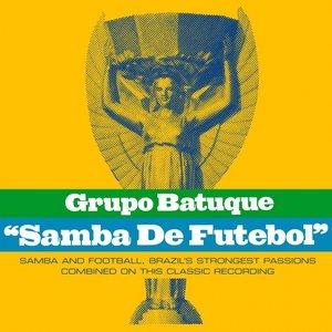 """""""Samba De Futebol""""的封面"""