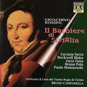 Bild für 'Rossini: Il Barbiere Di Siviglia'