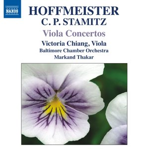 Image for 'Hoffmeister & Stamitz: Viola Concertos'
