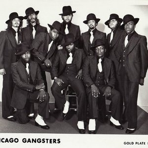 Image pour 'Chicago Gangsters'