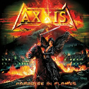 Image for 'Paradise In Flames'