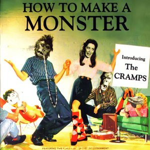 Image for 'How To Make A Monster (Disc 1)'