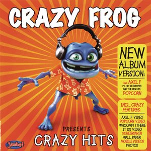 Image for 'Crazy Frog Presents Crazy Hits'