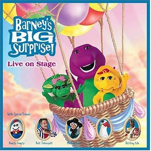 Image for 'Barney's Big Surprise'
