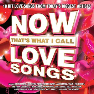 Image for 'NOW That's What I Call Love Songs'