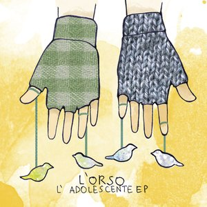 Image for 'L'adolescente Ep'