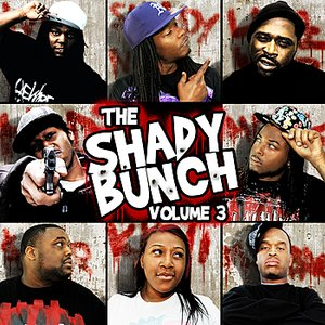 Image pour 'The Shady Bunch Vol. 3'