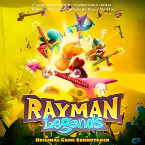 Image for 'Rayman Legends'
