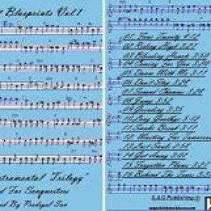 Bild für 'Lyricist Blueprints Vol.1'