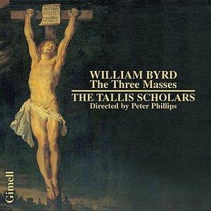 Bild för 'William Byrd - The Three Masses'