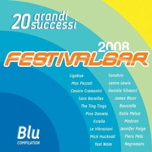 Festivalbar 2008 Compilation Blu