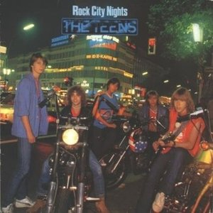 Image for 'Rock City Nights'