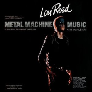 Image for 'Metal Machine Music'