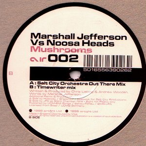 """Marshall Jefferson vs Noosa Heads""的封面"