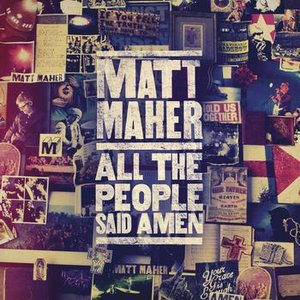 Immagine per 'All The People Said Amen'