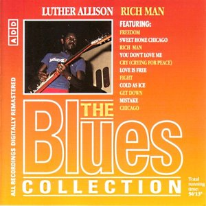 Image for 'The Blues Collection 44: Rich Man'