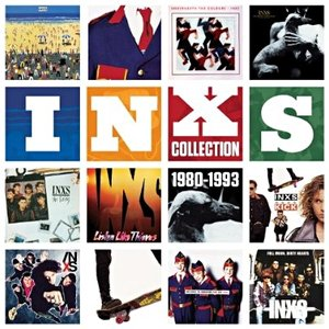 Image pour 'The INXS Collection 1980 - 1993'
