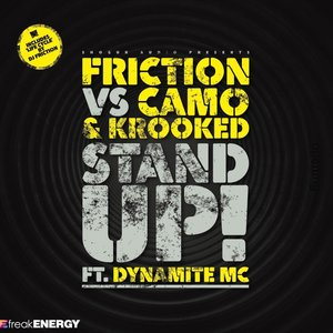 Image for 'Friction, Camo & Krooked (feat. Dynamite MC)'