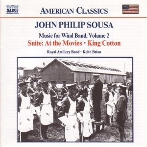Image for 'SOUSA: Music for Wind Band, Vol.  2'