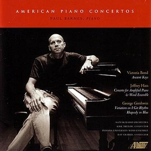 Image for 'American Piano Concertos'