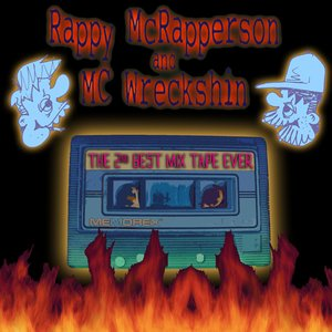Image for 'Rappy McRapperson and MC Wreckshin'