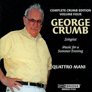 Immagine per 'George Crumb Edition, Vol. 4'