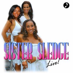 Image for 'Sister Sledge Live'