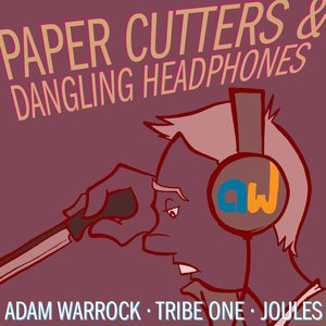 Image for 'Paper Cutters & Dangling Headphones'