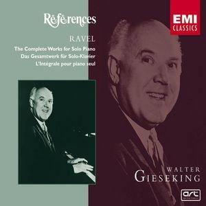 Imagem de 'Ravel: Solo Piano Music'