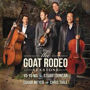 Imagem de 'The Goat Rodeo Sessions'