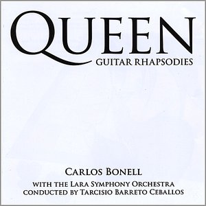 Image for 'Queen Guitar Rhapsodies'