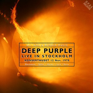 Image for 'Live In Stockholm'
