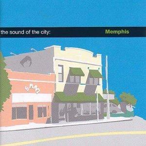 """""""The Sound Of The City - Memphis""""的封面"""