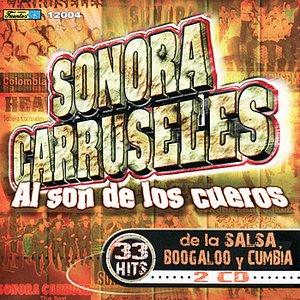 Immagine per 'Al Son De Los Cueros - Hits de Salsa, Cumbia & Boogaloo'