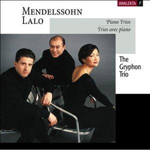 Image for 'Mendelssohn - Lalo: Piano Trios: Piano Trio in C Minor, op.66; Piano Trio in A Minor, op.26'