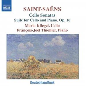 Image for 'SAINT-SAENS: Cello Sonatas Nos. 1 and 2 / Cello Suite'