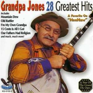 Image pour 'The Grandpa Jones Family'