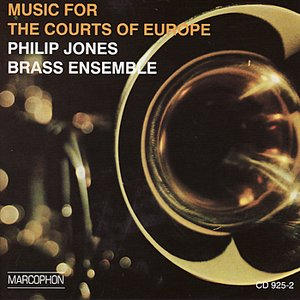 Image for 'Music for the Courts of Europe'